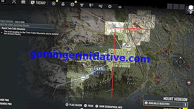 Ghost Recon Breakpoint Map Größe;  Hier ist, wie es mit Wildlands vergleicht