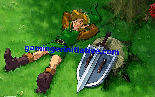 5 4K & HD Zelda: Link's Awakening Wallpapers für Ihren nächsten Hintergrund