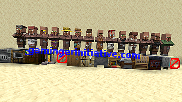 Minecraft: Wie man die Jobs und Berufe der Dorfbewohner ändert