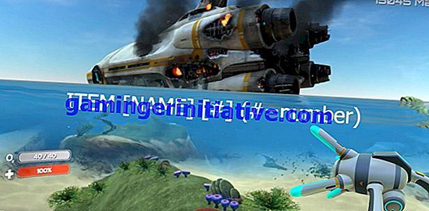 Коды и консоли консоли Subnautica Xbox One