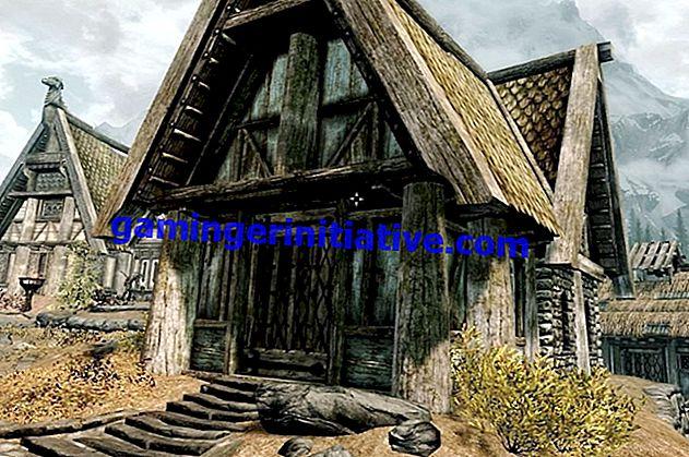 Скайрим: где строить дома