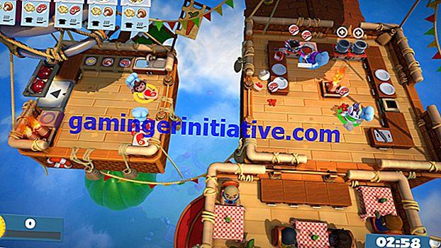 Überkocht 2: Online-Koop-Multiplayer spielen