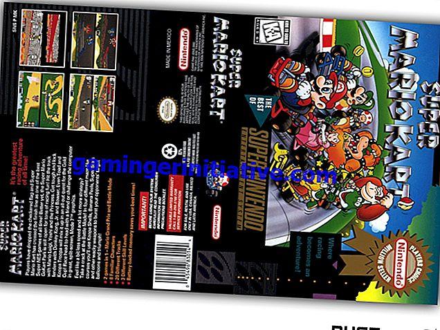 PS4のマリオカートのような5つのゲーム
