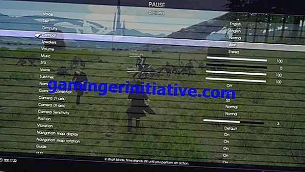 Final Fantasy XV: Was ist der Wartemodus und wie wird er eingeschaltet?