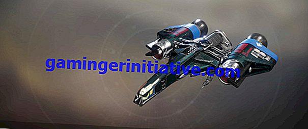Destiny 2: Cara Mendapatkan Kapal Eksotis Platinum Starling