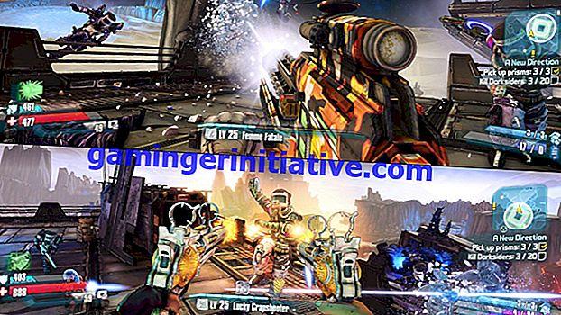 Borderlands 3: Cara Bermain Splitscreen Co-op Multiplayer