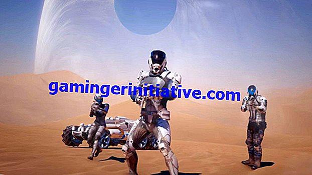 Mass Effect Andromeda: Gibt es Koop?