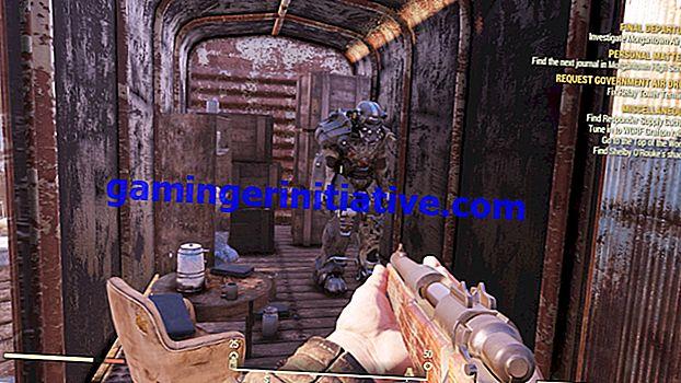 Fallout 76: Cara Keluar dari Power Armor