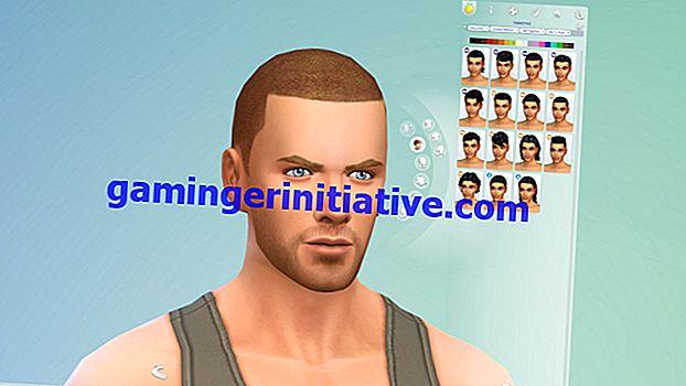 Sims 4: Как получить больше столбцов в CAS