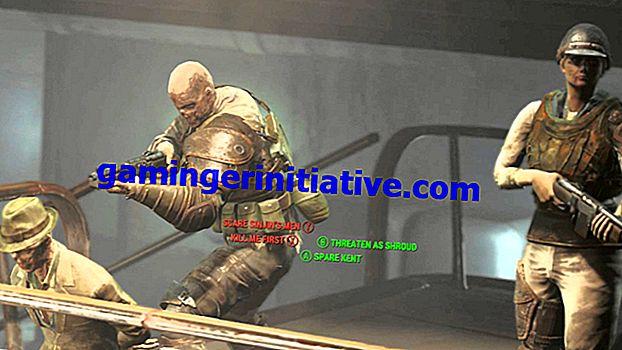 Fallout 4: как спасти Кент