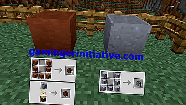 Minecraft: Wie man einen Blumentopf macht