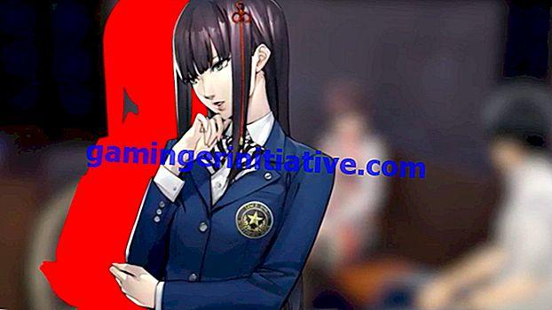 Persona 5: Meilleurs cadeaux Hifumi Togo