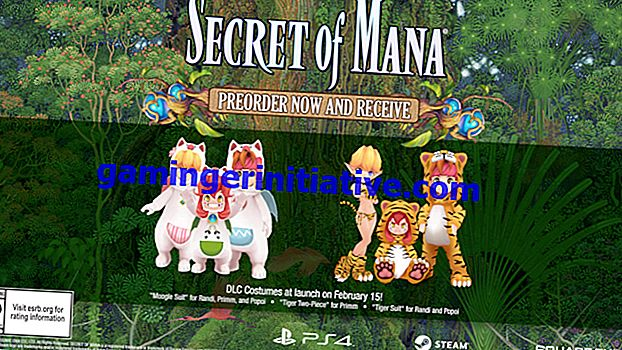 Secret of Mana Remake: How to Play Co-Op Multiplayer