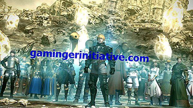 FFXIV Patch 4.5: So starten Sie den Überfall der Ivalice Alliance des Orbonne-Klosters