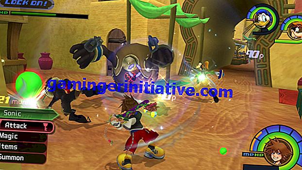 7 Spiele wie Kingdom Hearts, wenn Sie nach etwas Ähnlichem suchen