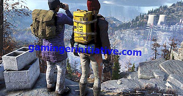 Fallout 76: Comment obtenir des sacs à dos, des mods de sac à dos et ce qu'ils font