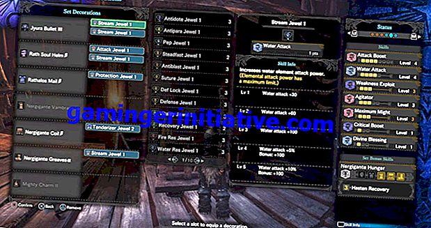 Monster Hunter World: Topp 3 bästa ljusbågar