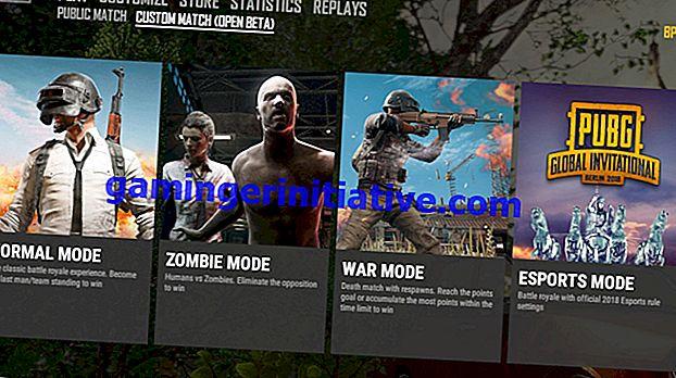 PUBG: Hur man spelar zombiesläge