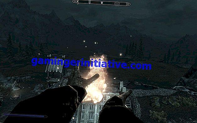 The Elder Scrolls V: Skyrim - Hur man använder rop