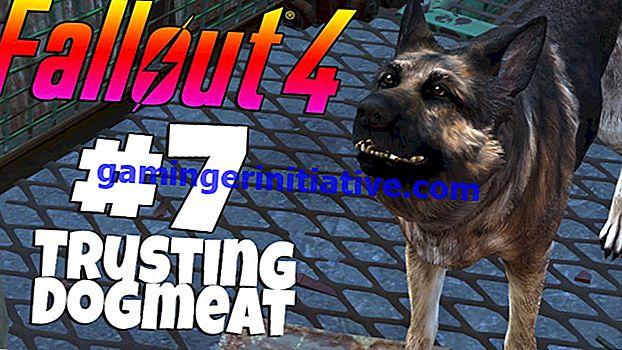 Fallout 4: So finden Sie Hundefleisch