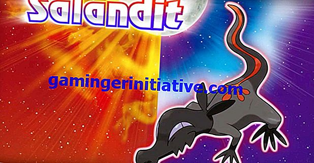 Pokemon Sun & Moon: Salandit Evolution Guide (hoe en wat)
