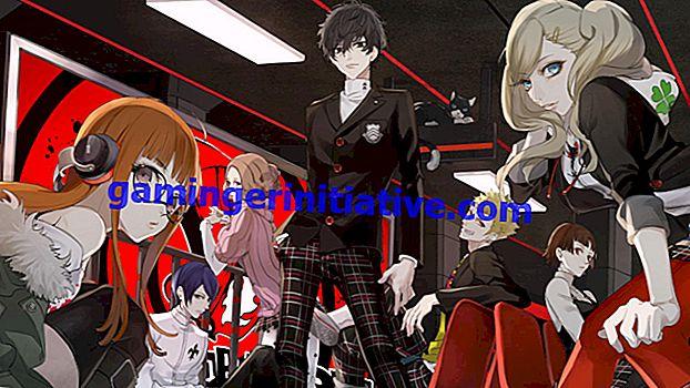 Persona 5: Tempat Menemukan Ryuji