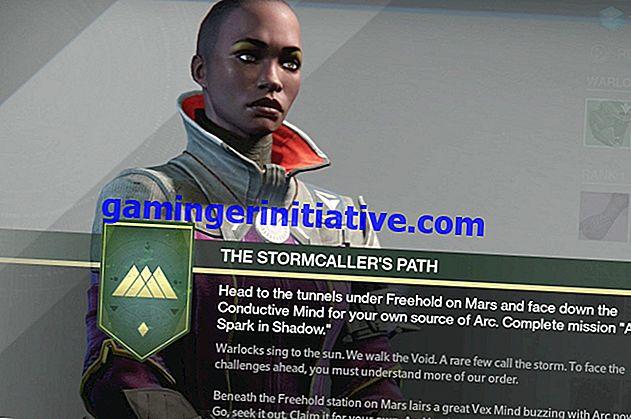 Destiny 2:Stormcallerサブクラスのロックを解除する方法(ウォーロック)