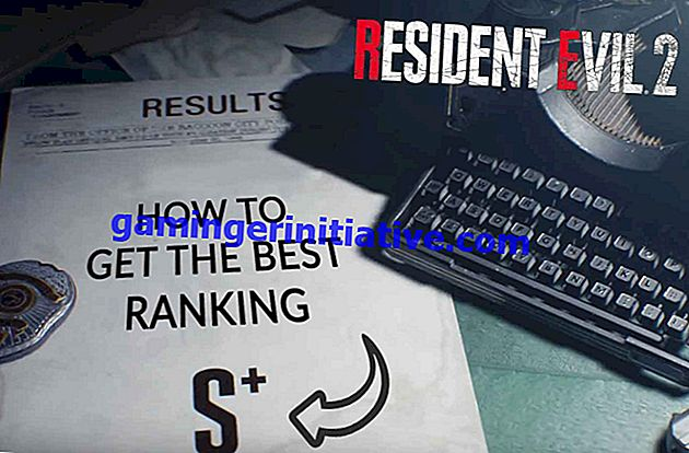 Resident Evil 2: How To S S Rank & S + Rank