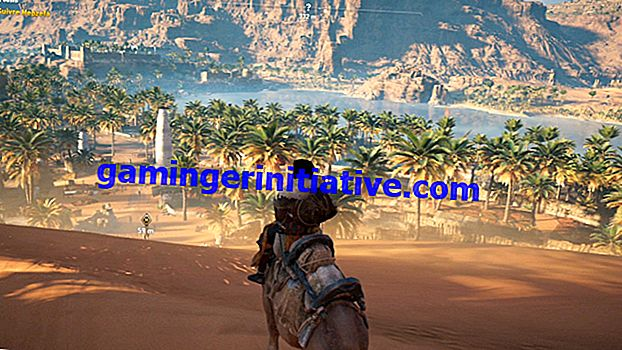 Assassin's Creed Origins: comment sprinter et courir plus vite
