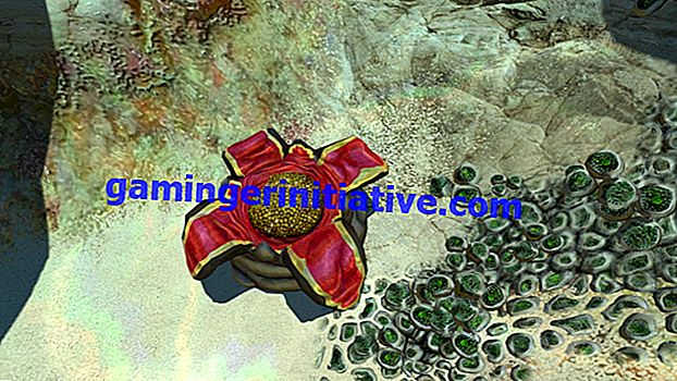 Subnautica: Wie man Höhlenschwefel bekommt