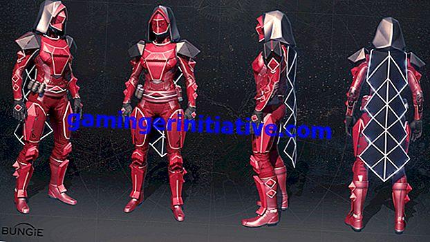 Destiny Rise of Iron: Alle neuen Raid Armor Gear (Zorn der Maschine)