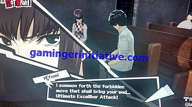 Персона 5: Как достать и довести до максимума доверенное лицо смерти (Tae Takemi)