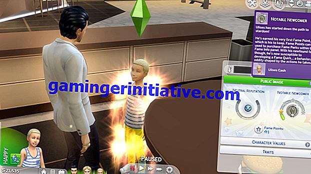 Les Sims 4: tous obtiennent des tricheurs célèbres