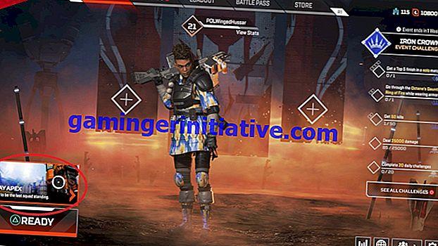 Apex Legends: come giocare in modalità Solo