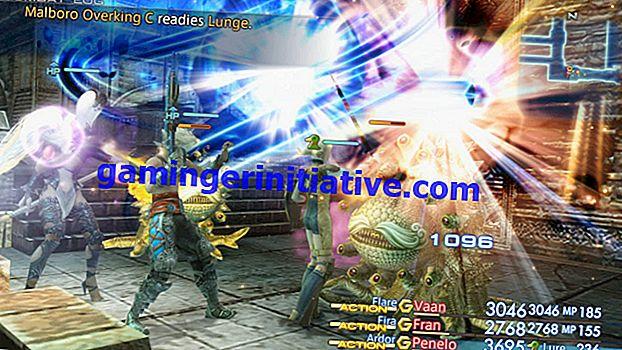 Final Fantasy XII Zodiac Age: Hur man får fler Teleport-stenar