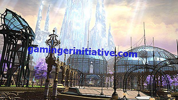 FFXIV Shadowbringers: Verwendung von Cross World Visit