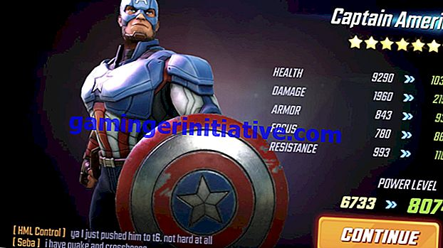 Marvel Strike Force: Apa Batas Level Maks