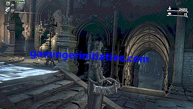 Bloodborne: The Old Hunters - Cara Mendapatkan Loch Shield