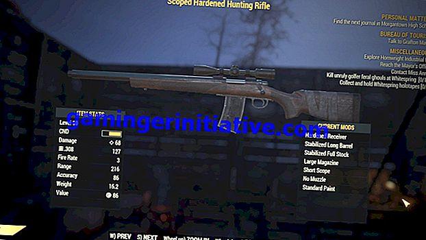 Fallout 76: Die besten Nahkampfwaffen, die du bekommen kannst