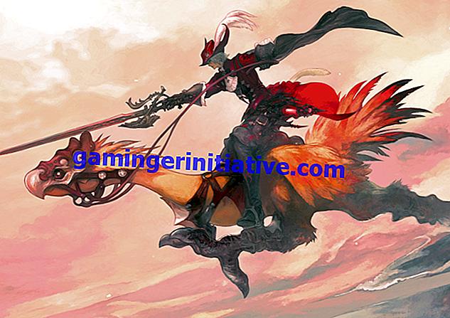 FFXIV Stormblood: où commencer et débloquer la quête de travail de samouraï