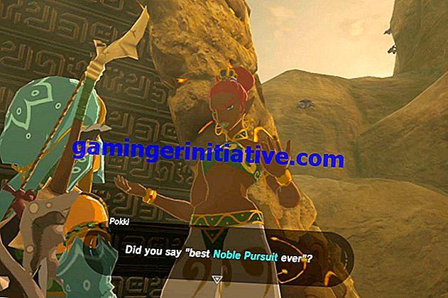Zelda Breath of the Wild: Wie man eine edle Verfolgung bekommt