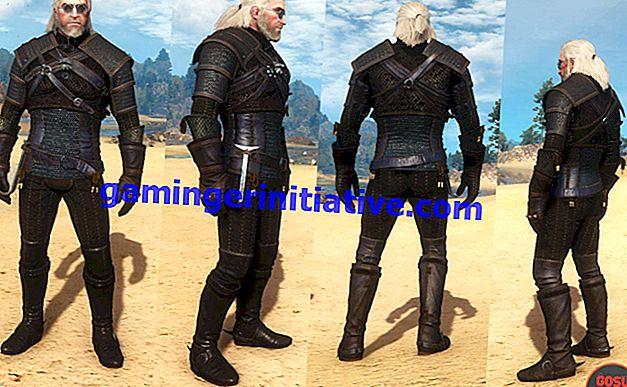 Witcher 3: Hearts of Stone - Cara Mendapatkan Kacamata untuk Geralt