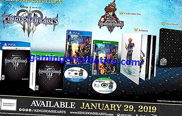 Kingdom Hearts 3 Deluxe Edition gegen Standard: Was Sie bekommen sollten