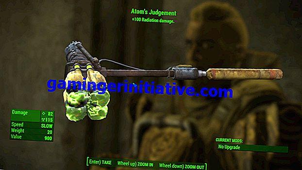 Fallout 4: Wie man Strahlung und Radschaden beseitigt