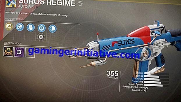 Destiny 2 Warmind: Wie man das exotische Auto-Gewehr des Suros-Regimes bekommt