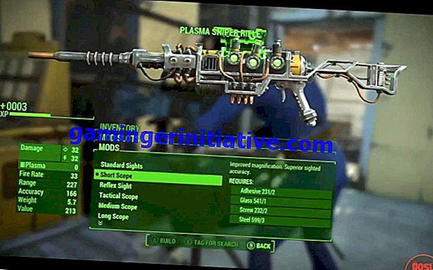 Come trovare le migliori armi di Fallout 4 (armi leggendarie)