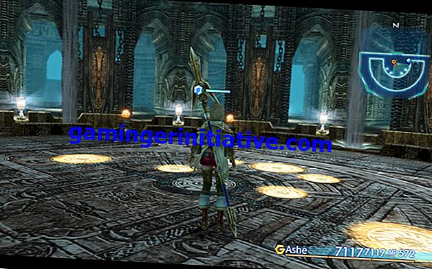 Final Fantasy XII The Zodiac Age: Comment changer la météo sur les plaines de Gizeh