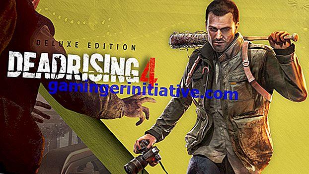 Dead Rising 4: как сохранить игру