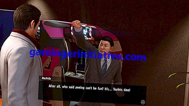 Yakuza Kiwami: alle minigames spelen