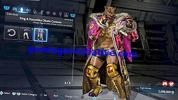 Tekken 7: Come parare gli attacchi e tirare indietro un'inversione